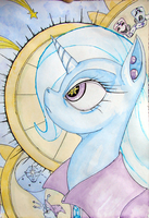 The greatest and powerful Trixie by Gela-G-I-S-Gela