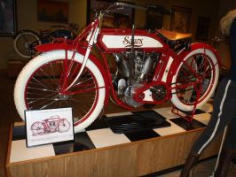 1914 Sears V Twin by Caveman1a
