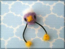 Drifloon Felted by TheHarley