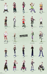 Kurrikulum: complete collection of characters by Florian-K