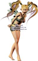 Fauna A3  PSP Tube by taterstock