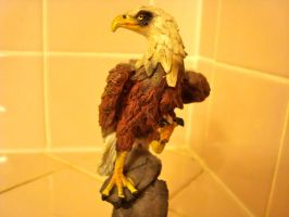 Eagle Figurine Stock V by 3-sisters-stock