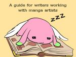 Guide for writers working with artists by mayshing