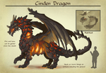 AA: Cinden Dragon by number11train