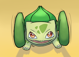 Bulbasaur by Zopomo