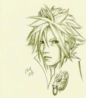 Cloud Strife by Alexcola75