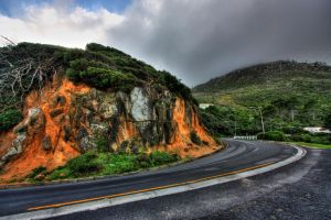Road Bump - HDR by somadjinn