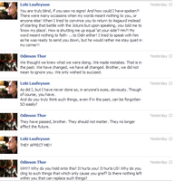 Thor and Loki FB convo 9 by JadenTheFangirl