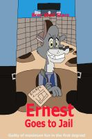Brer Wolf in Ernest Goes to Jail by HunterxColleen