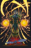 All New Soulfire #3 Cover A by vmarion07