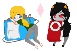 IPods by KawaiiGirl15