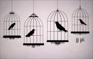 Cages by KellCandido