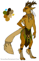 Druid Critter by Screeches