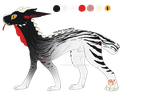 Wingless Dragon NYP/OTA - Points/Art - PENDING by Artzy-Adopts