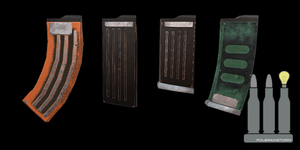 Modular Weapon Pack 1 by polbrainstorm
