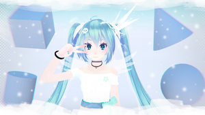 [MMD in Blender] MMD to Blender 3D (Tutorial 2) by DS-DNA