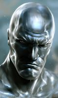 Silver Surfer by AdduArt
