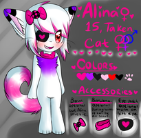 Alina ref version 2 by CooI