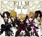 the GazettE by kuroiandshiroihebi