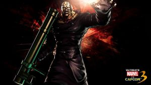 Ultimate marvel vs capcom 3 Nemesis Wallpaper by KaboXx