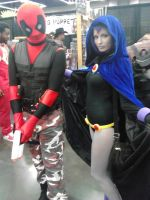 Rose City Comic con 2 by scottish-geeky