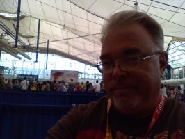 Me at Comic Con by GTDees