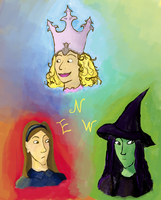 Witches of Oz by TheQuietWriter