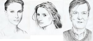 Portraits by purecoincidence