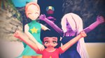[MMD] Gem Family Photo by NokomisMoonDreamer