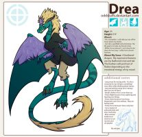 My Dragon Sona Entry by Oddstuffs