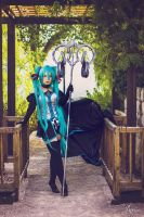 Hatsune Mike ~ Synchronicity by UtopiaSeeker