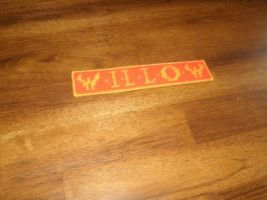 Willow 1988 Logo by phillipfanning