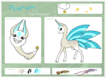 Aurum - the finnedyr by PatheticCreature