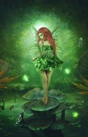 Fairy in the Mist by charmedy