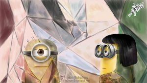 The minion that i used to know by MIKEANGEL1