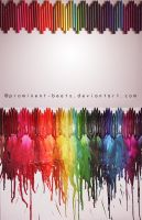 Crayon Art by prominent-portraits
