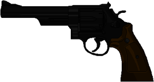 Smith & Wesson Model 29 by Hybrid55555