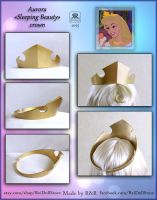 Princess Aurora - Sleeping Beauty - Crown by Rei-Doll