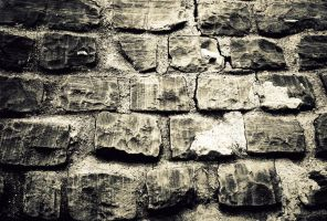 Stone Wall Stock by PlutoHasCows