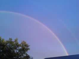 Double Rainbow October 2013 by SirDNA109