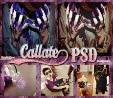 +.Callate-PSD by TerribleLove
