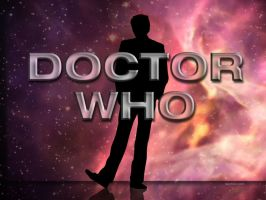 Doctor Who Silhouette by macfran
