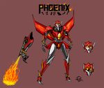 Phoenix Character Sheet by Laserbot