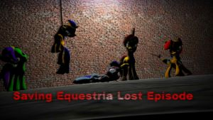 Saving Equestria Lost Episode Creepypasta by TheProdigy100