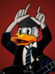 Donald Young by tintanaveia