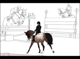 Eventing WIP by Rosenhill