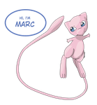 TPP Mew - MARC by Chase-san