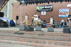 Puerto Rican/Latin Festival, Rockin Hip Hop 14 by Miss-Tbones