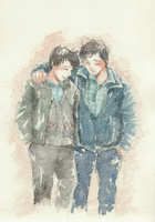 Nowhere Boys by yumesange