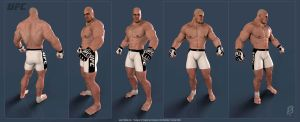 UFC Figther KS R2B by patokali